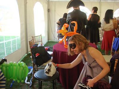 Masquerade Ball April 2009