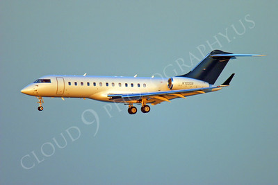 Bombardier BD-700 Global Express Business Jet Airplane Pictures