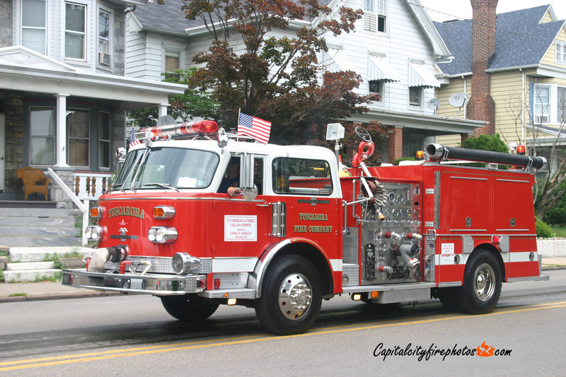 Tuscarora Fire Co. (Schuylkill Township)X-Engine 27-17: 1976 American LaFrance 1500/500
