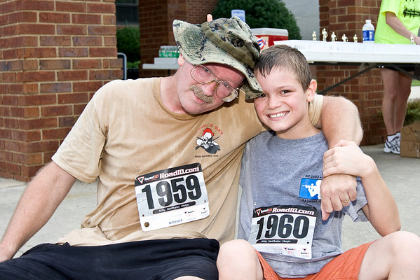 Ira And Dad-5K Races