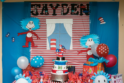 Jayden 1 bday