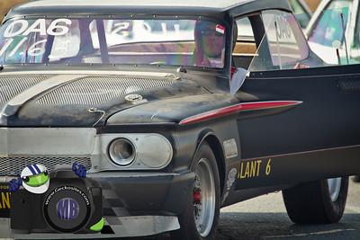Flat Black Dodge Slant Six Just Motor