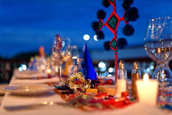 Portobello, New Years Eve