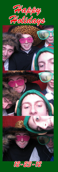 12-23 Fratello's - Photo Booth