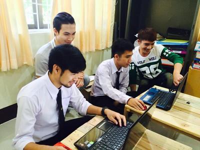 2015 Thai Internship August