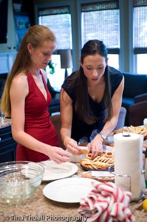 Katie Fraser Wedding Shower Tea Party 2010