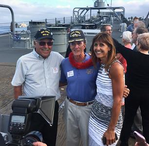 Rich Abele: USS Iowa 2017