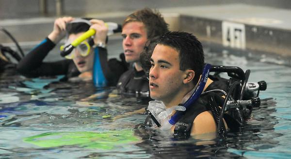 Scuba Diving Certification