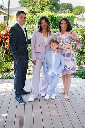 Garcia Family Communion