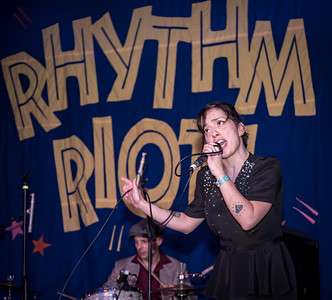 Miss T & The Mad Tubes, Rhythm Riot 2018