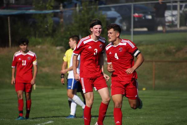 BOYS SOCCER SECTIONAL CHAMPIONSHIPS Lake Central VS Munster 2021