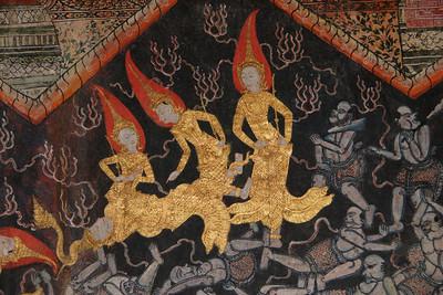 Wat Pah Ouak, Luang Prabang