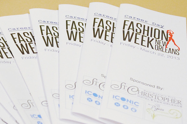 Fashion Week 2013 - Friday