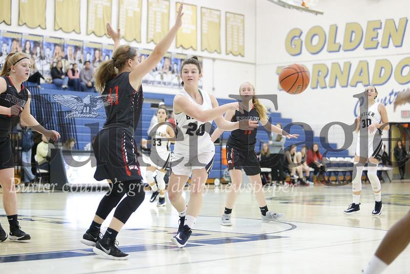 Butler vs West Allegheny Girls Basketball