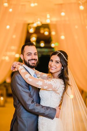 Larissa e Nazem