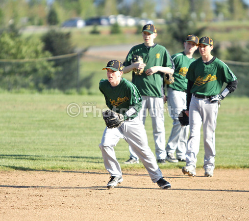 West Linn vs Tualatin May 10, 2012