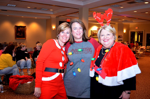 Ladies Christmas Out 2017