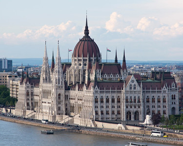 Budapest - Buda Castle, Hungary 2016