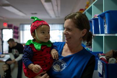 2013 - Halloween Daycare