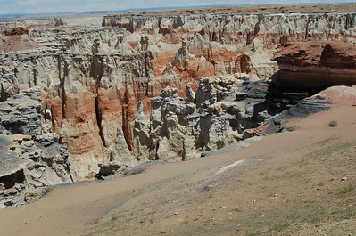 Coal Mine Canyon 2010
