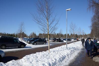 mini-tour  Falun. 2013