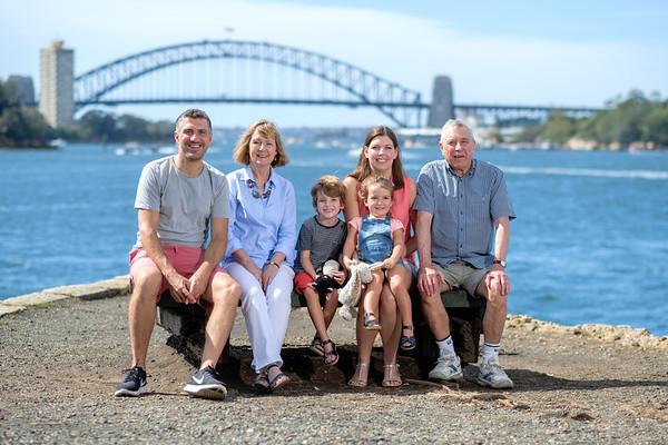 The Arnott Family 2018