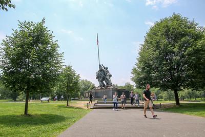 F56 - The Marine Corps Memorial
