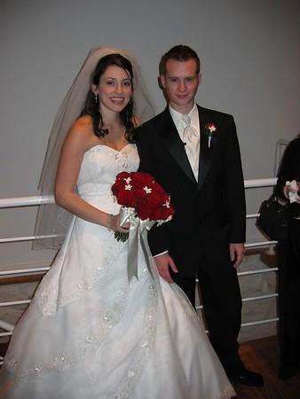 2004 - Jimmy & Amanda's Wedding