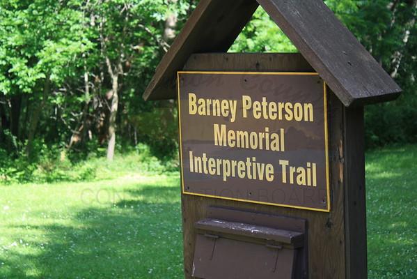 Barney Peterson Memorial Trail
