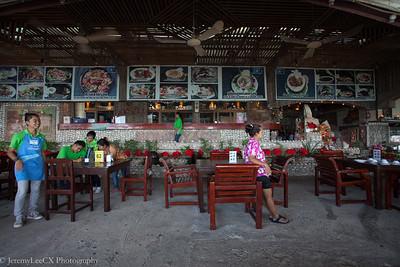 Day 1 - La Mer Seafood Restaurant