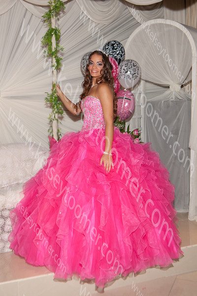 Ashley's Quince Party