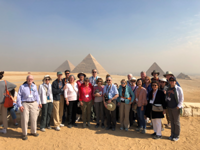 Egypt: Land of the Pharaohs, January 10-22