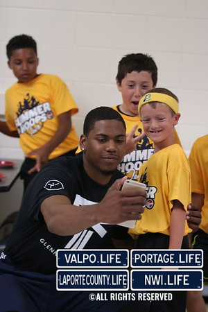 2016 Glenn Robinson III Basketball Camp
