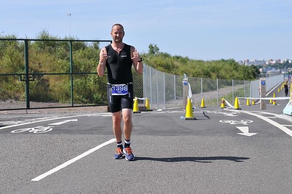 Cardiff Triathlon - Olympic Run 3