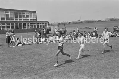 Mandeville School sports, June 1977