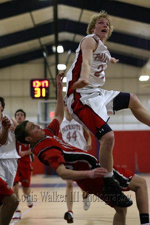 Basketball - High School 2006-7