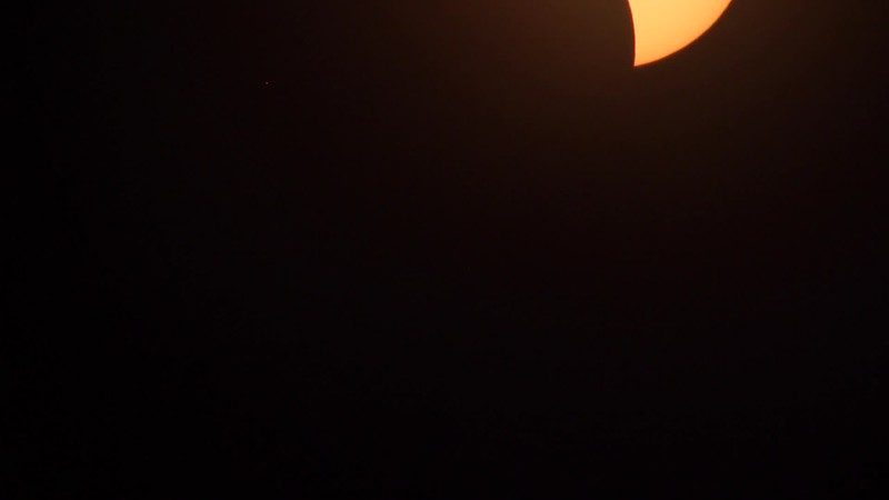 Solar Eclipse August 2017 2