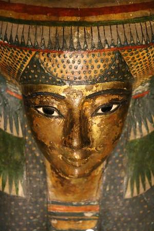Egyptian Mummies - QLD Museum 2018