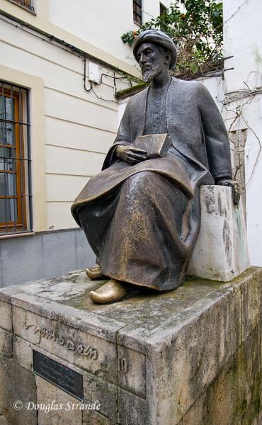 Thur 3/10 in Cordoba: Ben Maimonides (1135-1204) Rabbi, Physician, and Philosopher