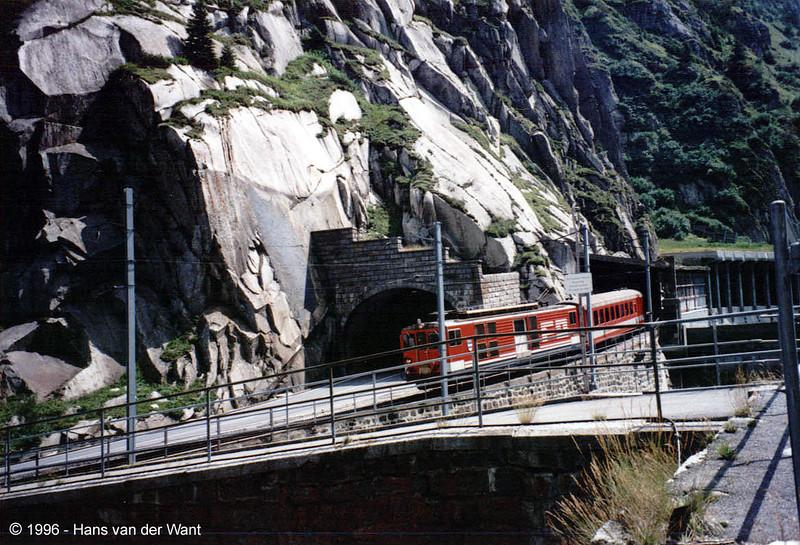 FO Schoellenenslucht. - 20-08-1996
