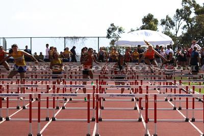 Girls Jv/Varsity 100m Hurdles