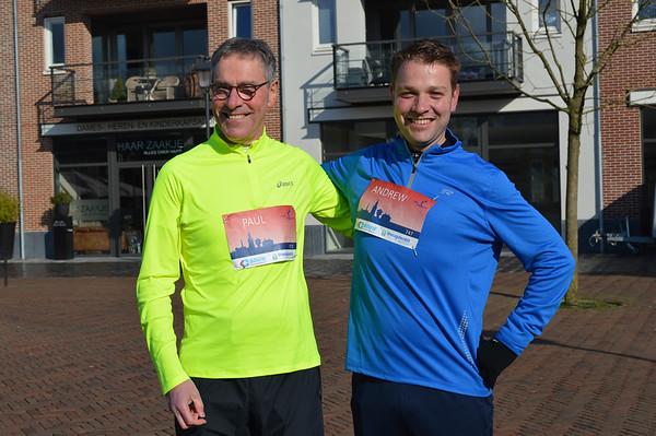 Half Marathon in Nijkerk