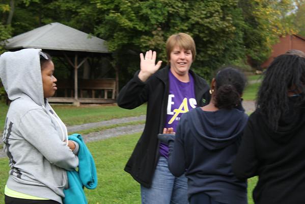 2011 Fall Camp Cory