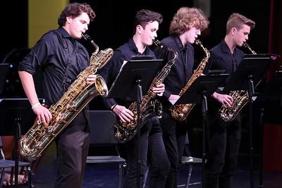 Hingham High School Band