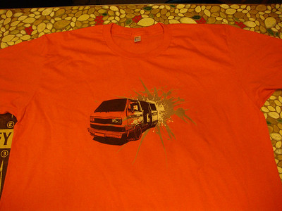 Vanagon T-Shirts and Stickers