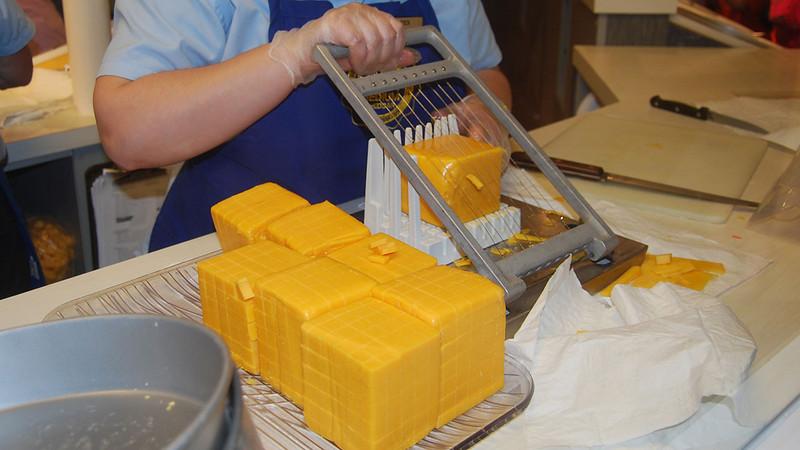 Tillamook Cheese Visit