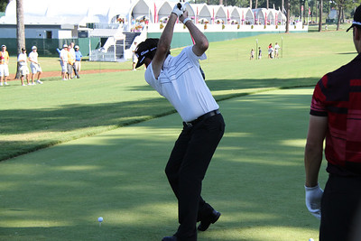 2011 PGA Practice Round #3