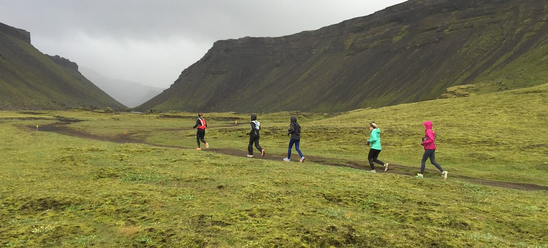 2015 Iceland Trail Running + Wellness Retreat