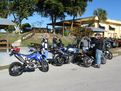 2010 Dec - Miami Canal Ride