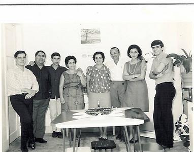 Familias no Dundo anos 60s e 70s